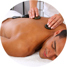 Hot Stone Massages at Essential Wellness Centre